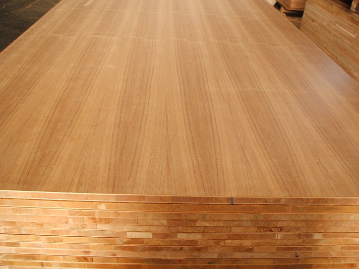 Veneered Blockboard Sinowood